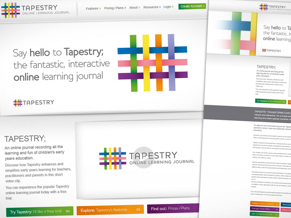 Tapestry Online Learning Journal